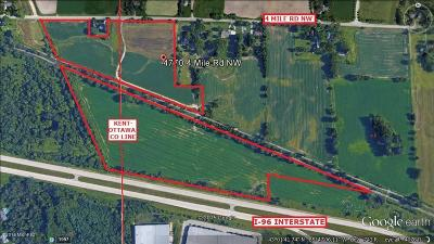 Walker Residential Lots & Land For Sale: 4770 4 Mile Road NW