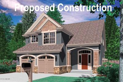 Big Rapids Residential Lots & Land For Sale: 00 Brookside Court
