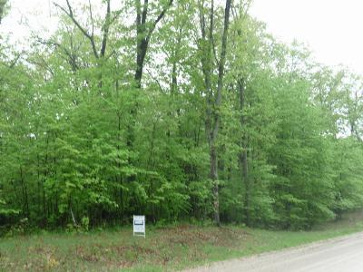 Big Rapids MI Residential Lots & Land For Sale: $44,900