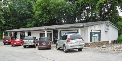 Stevensville Commercial For Sale: 2666-2668 W John Beers Road