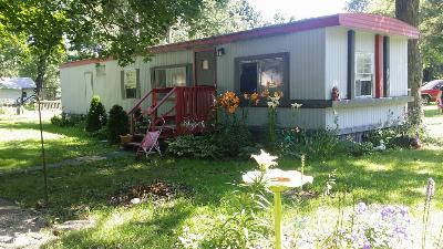 Hillsdale Single Family Home For Sale: 4033 N Highland Drive