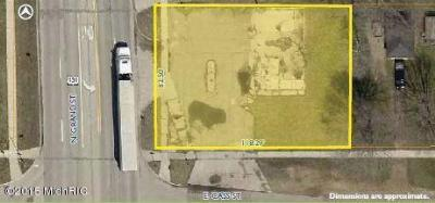 Schoolcraft Residential Lots & Land For Sale: 306 N Grand Street