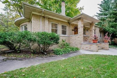 Sawyer Single Family Home For Sale: 14212 Flynn Road