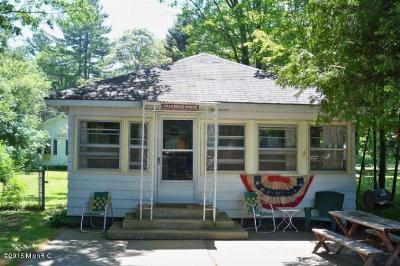 Ludington Condo/Townhouse For Sale: 3181 N Lakeshore Drive #G-Mas
