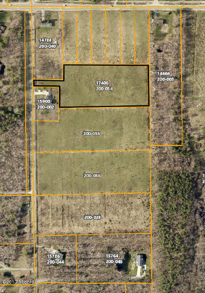 Grand Haven, Spring Lake Residential Lots & Land For Sale: 148th Avenue #Lot A