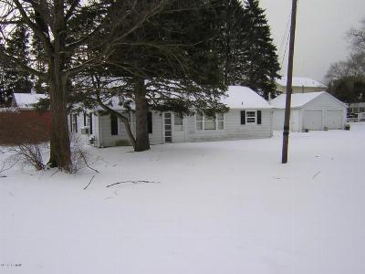 St. Joseph Single Family Home For Sale: 2750 Niles Road