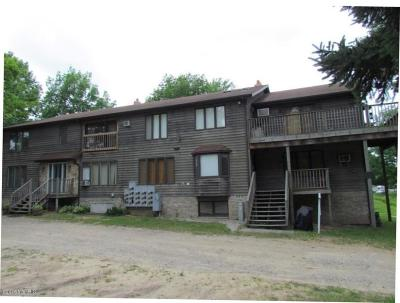 Coloma MI Condo/Townhouse Sold: $72,000