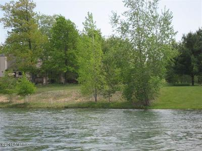 Canadian Lakes Residential Lots & Land For Sale: 8890 Edgewater Drive