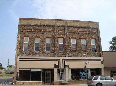 Manistee County Multi Family Home For Sale: 321 River Street