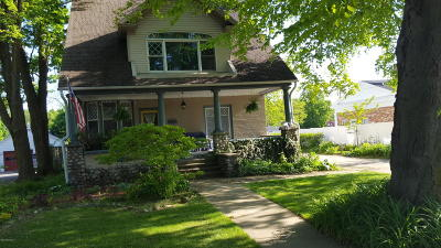 Richland Single Family Home For Sale: 9024 D Avenue E