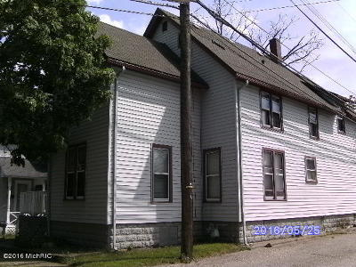 St. Joseph MI Multi Family Home Sold: $96,000
