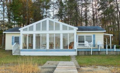 Baldwin Single Family Home For Sale: 6140 S Hamlin Circle