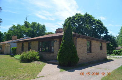 Benton Harbor MI Single Family Home Sold: $104,900
