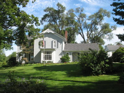 Sodus Single Family Home For Sale: 3361 S Pipestone Road