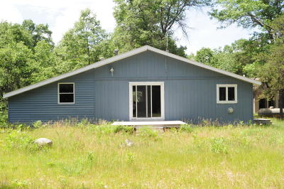 Ogemaw County Single Family Home For Sale: Beaver Lake Trail