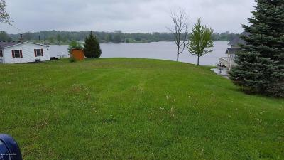 Hillsdale County Residential Lots & Land For Sale: 14104 View Drive N