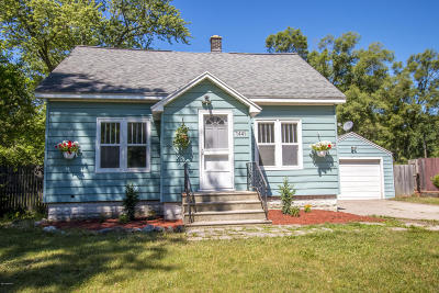 Single Family Home Sold: 1445 Clark Street