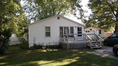 Dowagiac Single Family Home For Sale: 116 Clyborn Street
