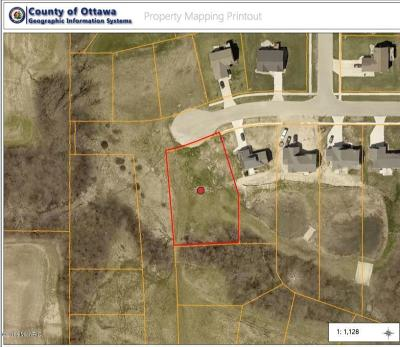 Jenison Residential Lots & Land For Sale: 3264 Hager Drive