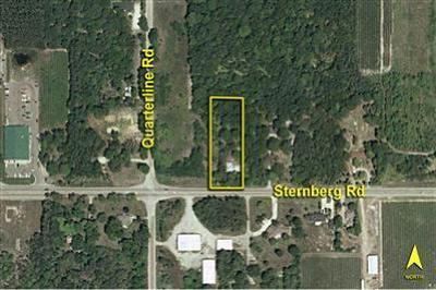 Muskegon County, Newaygo County, Oceana County, Ottawa County Residential Lots & Land For Sale: 2052 E Sternberg Road