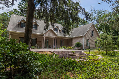 Fennville Single Family Home For Sale: 2351 Forest Trail Circle