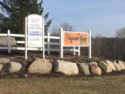 Middleville Residential Lots & Land For Sale: Autumn Ridge Ct. #2