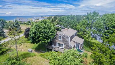 Ludington Single Family Home For Sale: 702 S Lakeshore Drive