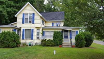 Watervliet Single Family Home For Sale: 5454 N Watervliet Road