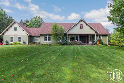 Muskegon County, Oceana County, Ottawa County Single Family Home For Sale: 6173 Henry Street