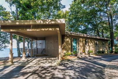 Spring Lake Single Family Home For Sale: 18243 N Shore Estates Road