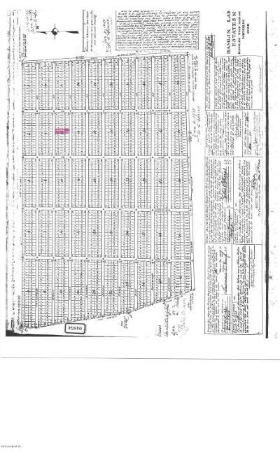 Ludington Residential Lots & Land For Sale: 6554 Cherry Street