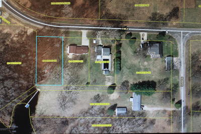 Comstock Park Residential Lots & Land For Sale: 40 9 Mile Road NE
