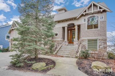 Vandalia Single Family Home For Sale: 63300 Birch Road
