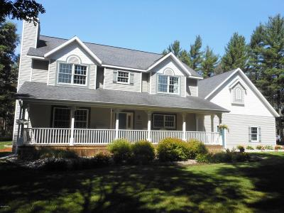 Whitehall Single Family Home For Sale: 1439 W Timber Trail Drive