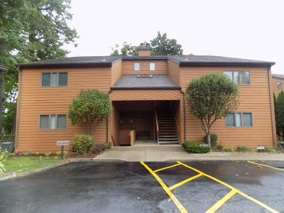 Watervliet Condo/Townhouse For Sale: 5576 N Watervliet Road #31