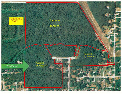 Muskegon Residential Lots & Land For Sale: 0 Par 'c' White Eagle