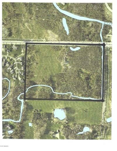 Holland, West Olive Residential Lots & Land Active Contingent: 10502 Adams Street