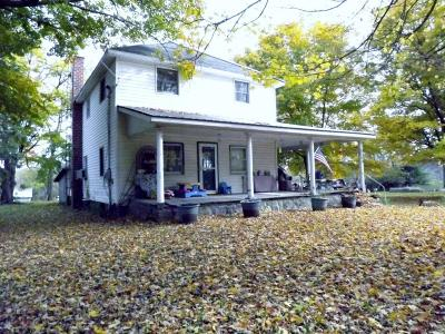 Hillsdale County Single Family Home For Sale: 2311 S Lake Wilson Road