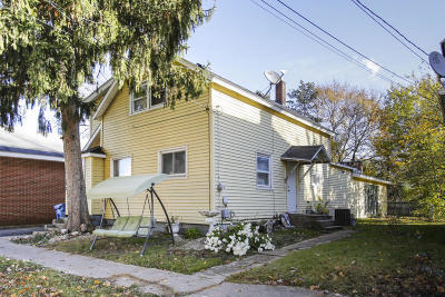 Otsego Multi Family Home For Sale: 207 & 211 North Street