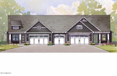 Grandville Condo/Townhouse For Sale: 5587 Albright Ave SW #2