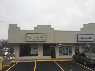 Commercial Lease For Lease: 3707 S Westnedge Avenue