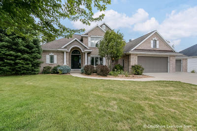 Hudsonville Single Family Home For Sale: 5790 18th Avenue