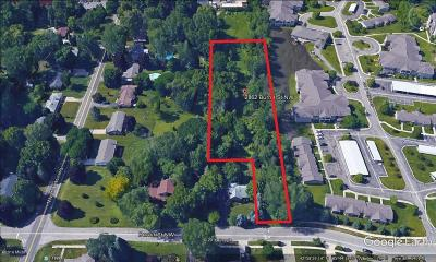Grand Rapids, East Grand Rapids Residential Lots & Land For Sale: 2862 Burritt Street NW