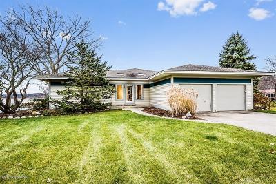 Saugatuck, Douglas Single Family Home For Sale: 3019 Newport Drive