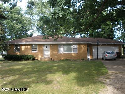 Stevensville Single Family Home For Sale: 4407 N Roosevelt Road