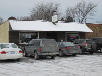 Berrien County Commercial For Sale: 9218 Cleveland Avenue
