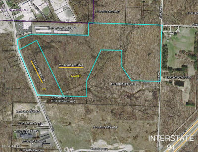 Berrien County Residential Lots & Land For Sale: 18639 Harbor Country Drive