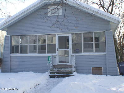Single Family Home Sold: 814 SE Griggs Street SE