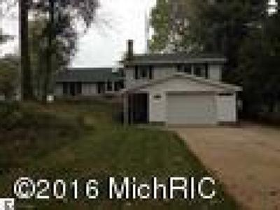 Single Family Home For Sale: 6118 Lakeshore Road