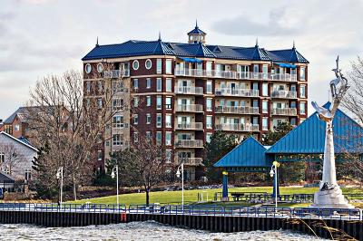 St. Joseph Condo/Townhouse For Sale: 200 Lake Street #4B